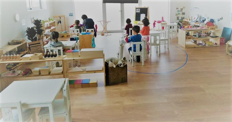 Formação Avançada em Pedagogia Montessori. Inscrições abertas!